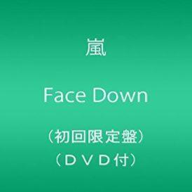 Face Down(初回限定盤)(DVD付) Single, CD+DVD,.JPG
